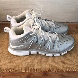 b177eb0d0f5d Nike Shoes - Mens Nike Free Trainer Tr 7.0 Ea Sport Silver 11.5